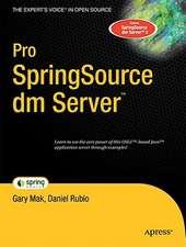 Pro SpringSource dm Server