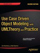 Use Case Driven Object Modeling with UML: Theory and Practice
