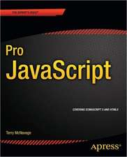 Pro JavaScript