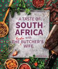 A Taste of South Africa with the Kosher Butcher's Wife