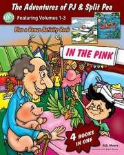 The Adventures of Pj and Split Pea Vol. III