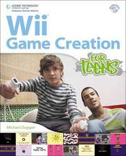 Duggan, M:  Wii Game Creation for Teens