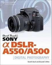 David Busch S Sony Alpha Dslr-A550/A500 Guide to Digital Photography:  Portraits