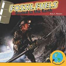 Fossil Fuels:  Buried in the Earth