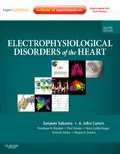 Electrophysiological Disorders of the Heart: Expert Consult - Online and Print
