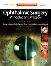 Ophthalmic Surgery: Principles and Practice: Expert Consult - Online and Print