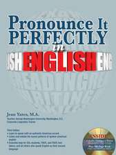 Pronounce It Perfectly in English with Audio CDs