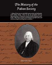 The History of the Fabian Society