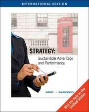 Bamford, C: Strategic Management
