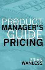 The Product Manager's Guide to Pricing