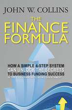 The Finance Formula