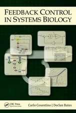 Cosentino, C: Feedback Control in Systems Biology