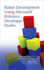 Robot Development Using Microsoft Robotics Developer Studio