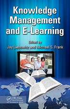 Knowledge Management and E-Learning
