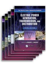 The Electric Power Engineering Handbook, Third Edition - Five Volume Set:  An 8-Step Guide on How to Correct and Resolve Claim Issues