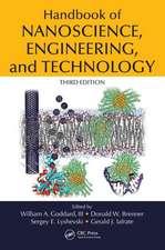 Handbook of Nanoscience, Engineering, and Technology