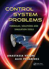 Control System Problems:  Formulas, Solutions, and Simulation Tools