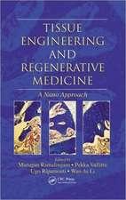 Tissue Engineering and Regenerative Medicine:  A Nano Approach