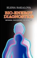 Bio-Energy Diagnostics