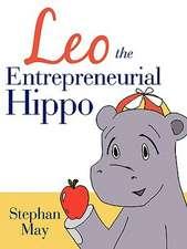 Leo the Entrepreneurial Hippo