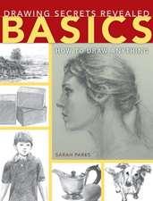 Drawing Secrets Revealed:  Basics