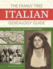 Family Tree Italian Genealogy Guide