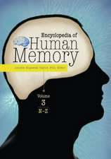Encyclopedia of Human Memory