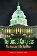 The Cost of Congress: What Americans Get for Their Money