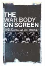 The War Body on Screen