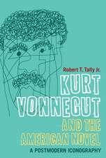 Kurt Vonnegut and the American Novel: A Postmodern Iconography