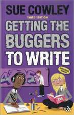 Getting the Buggers to Write