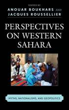 Perspectives on Western Sahara