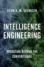 Intelligence Engineering