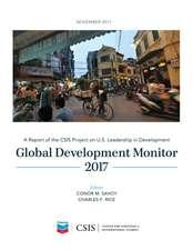 GLOBAL DEVELOPMENT MONITOR 201PB