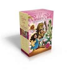 Goddess Girls Set:  Books 5-8 [With Charm Bracelet]