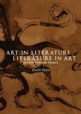 Art in Literature, Literature in Art in 19th Century France