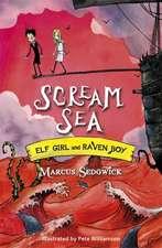 Elf Girl and Raven Boy: Scream Sea