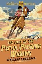 The P. K. Pinkerton Mysteries: The Case of the Pistol-packing Widows