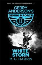 Gemini Force I:  White Storm