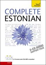 Complete Estonian Beginner to Intermediate Course