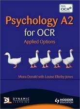 Psychology A2 for OCR