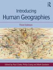 Introducing Human Geographies Wtih Access Code:  Fundamentals and Clinical Practice