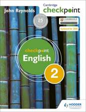 CAMBRIDGE CHECKPOINT ENGLISH S