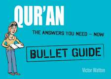 Watton, V: Qur'an: Bullet Guides Everything You Need to Get