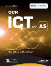 OCR ICT for AS 2nd Edition