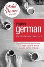 Michel Thomas Conversation Builder German