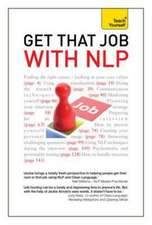 Get That Job with NLP: Teach Yourself
