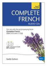 Complete French (Learn French with Teach Yourself): CD audio