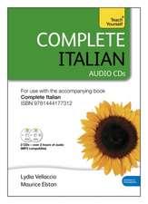 Boscolo, C: Complete Italian (Learn Italian with Teach Yours