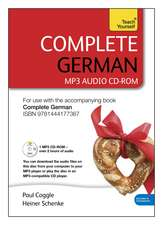 Coggle, P: Complete German (Learn German with Teach Yourself
